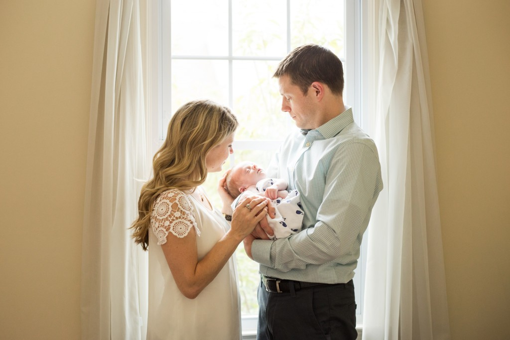San Antonio Newborn Family Photographer