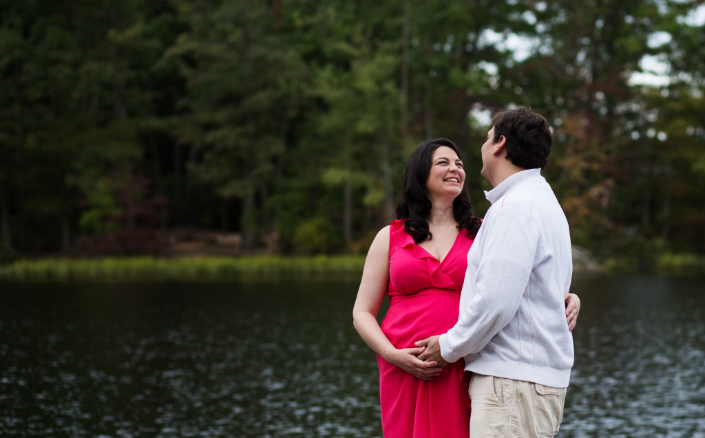 Northern Virginia Maternity Family Photographer